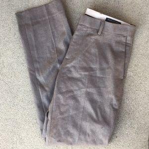 Banana Republic 30/30 tailored slimfit wool pants